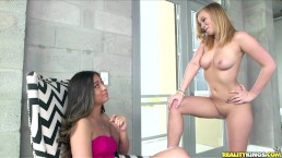 Reality Kings – Two naughty strap-on teens