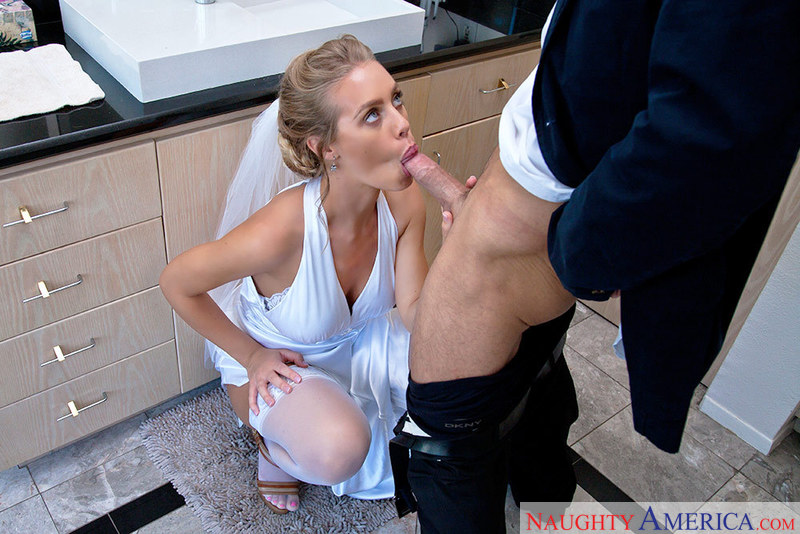 Blonde MILF Loves Being Fucked By Her Husband